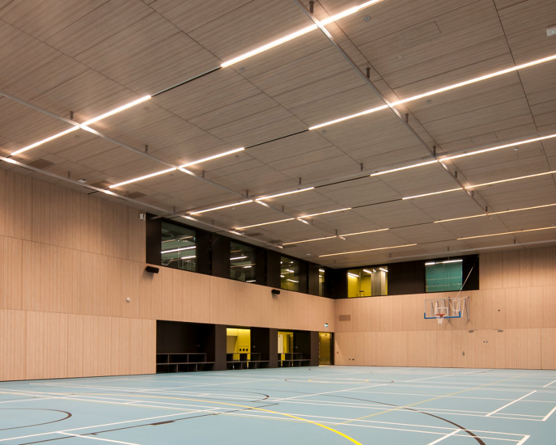 Sports Halls and Gyms
