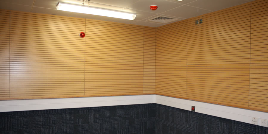 Woodsorba Timber Soundproofing Acoustic Panels - Wall Insulation