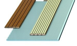 Topakustik Soundproofing Wood Acoustic Panels - Panel Designs