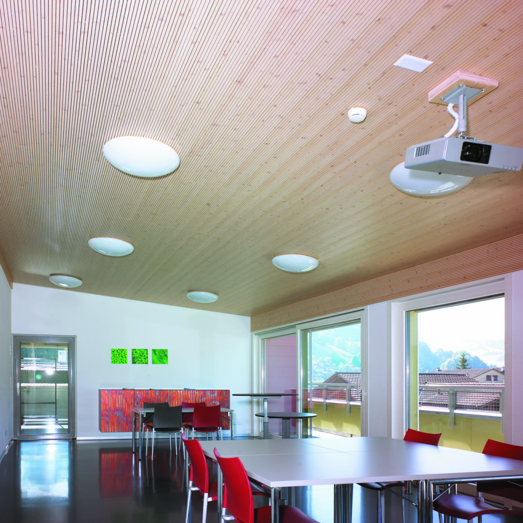 Topakustik Soundproofing Wood Acoustic Panels - Ceiling Soundproofing