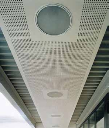 Topperfo Soundproofing Timber Acoustic Panels - Ceiling Design