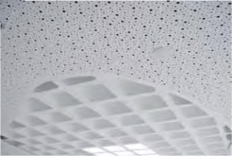 VoglFuge Soundproofing Acoustic Ceiling - Ceiling Panel