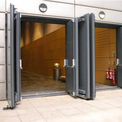 SAFE Soundmax Hinged Door