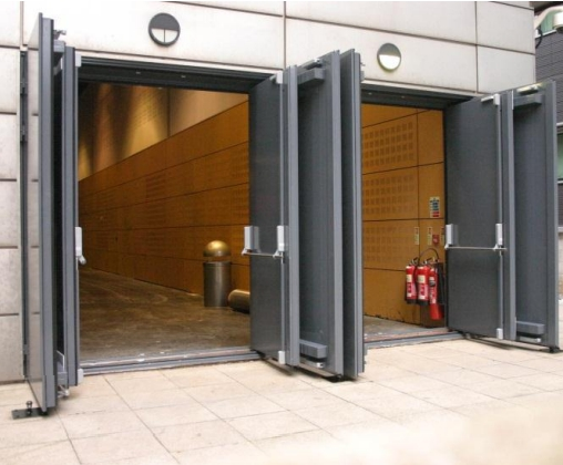 Acoustical Doors and Partitions