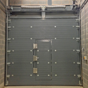 SAFE Soundsec Sectional Door