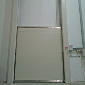 SAFE Door Thermasec Sectional Door