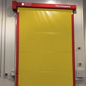 SAFE Door Thermaspeed Roll-up Door