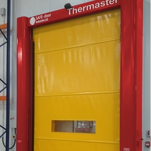 SAFE Door Thermaster Roll-up Door