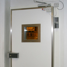SAFE Door Thermax Hinged Door